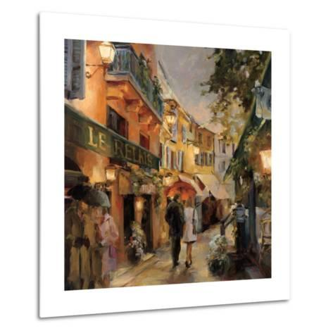 Evening in Paris-Marilyn Hageman-Metal Print