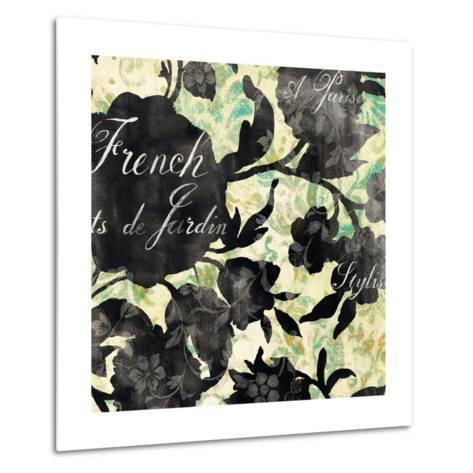 Paris Bloom I-Danhui Nai-Metal Print