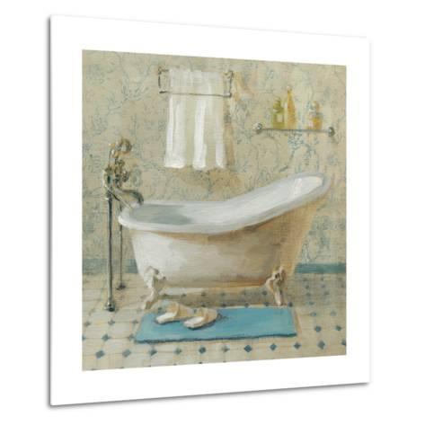 Victorian Bath III-Danhui Nai-Metal Print