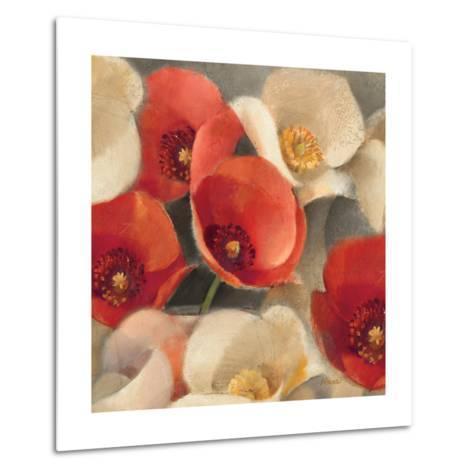 Poppies Bloom II-Albena Hristova-Metal Print