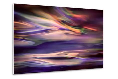 Blue Lagoon at Dawn-Ursula Abresch-Metal Print