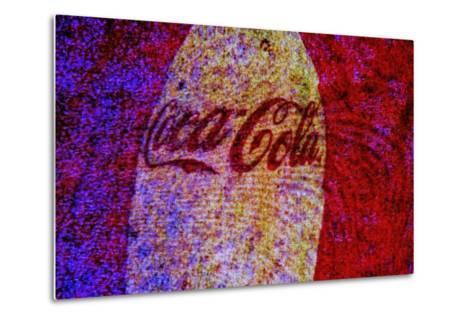 Coca-Cola-Andr? Burian-Metal Print