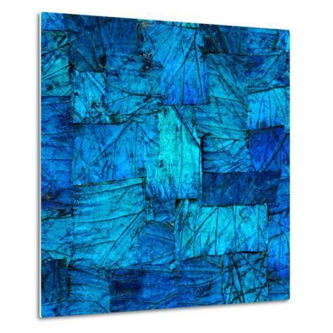 Tapestry in Blue-Doug Chinnery-Metal Print