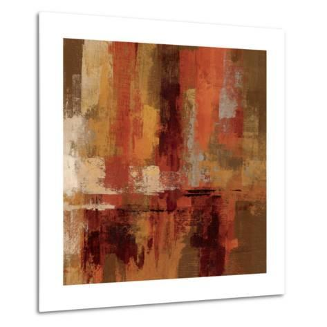 Castanets Square II--Metal Print