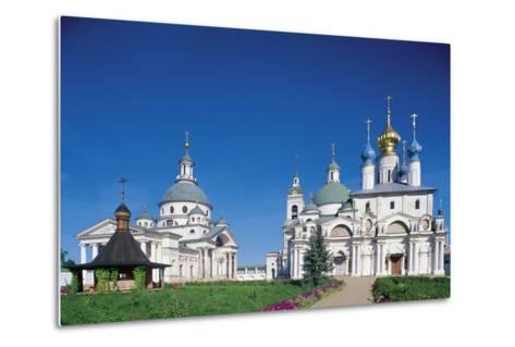 Monastery of St Jacob Saviour--Metal Print