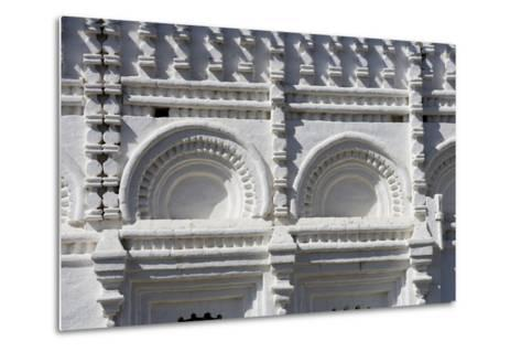 Small Ornamental Blind Arches--Metal Print