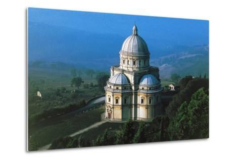 Temple of Our Lady of Consolation--Metal Print