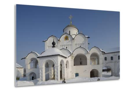 The Cathedral (1510-1518) Within the Walls of the Convent of the Intercession--Metal Print