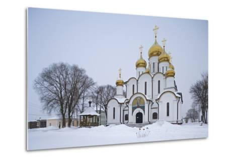 The Cathedral of St Nicholas (1721) in the St Nicholas Monastery (14th Century)--Metal Print