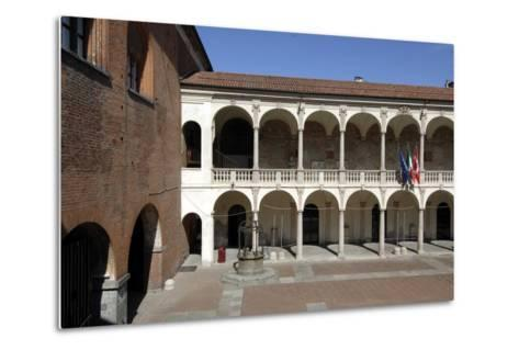 Palace of Guild (13th Century)--Metal Print