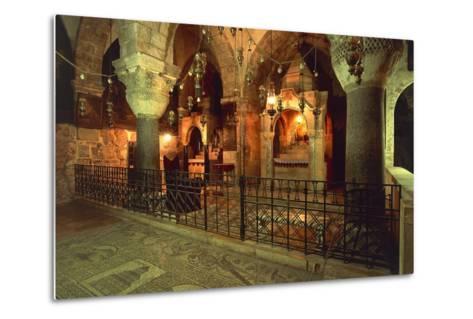 Chapel of St Helena--Metal Print