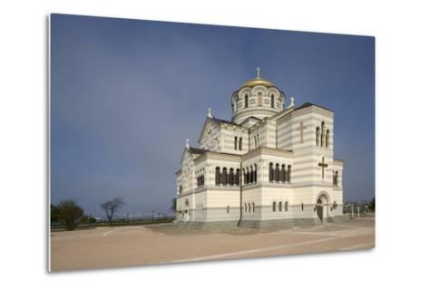 St Vladimir's Cathedral--Metal Print