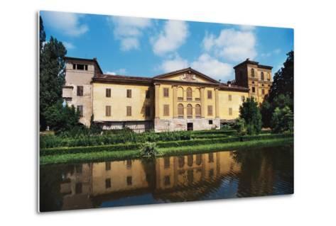Villa Sommi Picenardi, 18th-19th Century, Torre De Picenardi, Lombardy, Italy--Metal Print