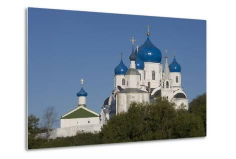 Bogoljubovo Monastery (Bogoljubovskij Monastyr), 17th Century, Near Vladimir, Russia--Metal Print