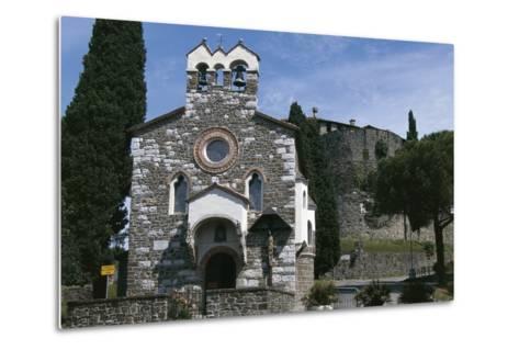 Chapel of the Holy Spirit, 14th Century, Gorizia, Friuli-Venezia Giulia, Italy--Metal Print
