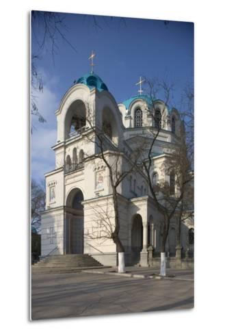 The Cathedral of St Nicholas the Miracle Worker (1899), Yevpatoria (Eupatoria), Crimea, Ukraine--Metal Print
