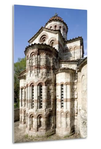 Exterior of the Apse of the Church of St John the Baptist, Founded in 717, Kerch, Crimea, Ukraine--Metal Print