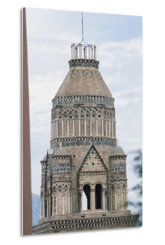 Bell Tower of the Cathedral of the Assumption and St Erasmus, 1148-1279, Gaeta, Lazio, Italy--Metal Print