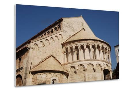 Croatia - Dalmatia - Zadar, Church of St. Krsevan, Apse--Metal Print