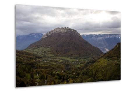 Chartreuse Massif, Is?re, France--Metal Print