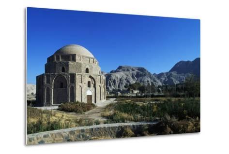 Friday Mosque, 12th-14th Century, Yazd, Iran--Metal Print