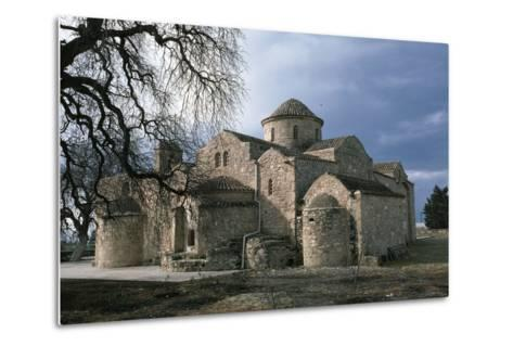 Byzantine Church of Angeloktisti, 11th Century, Kiti, Cyprus--Metal Print