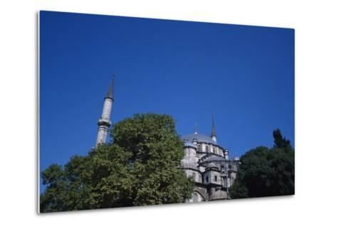 Turkey, Istanbul, Sehzade Mosque, 1543-1548--Metal Print