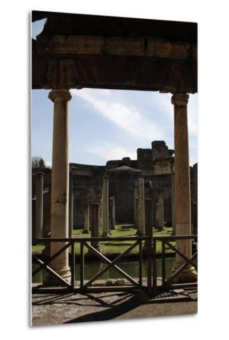 Hadrian's Villa, Maritime Theatre, 2nd Century, Italy--Metal Print