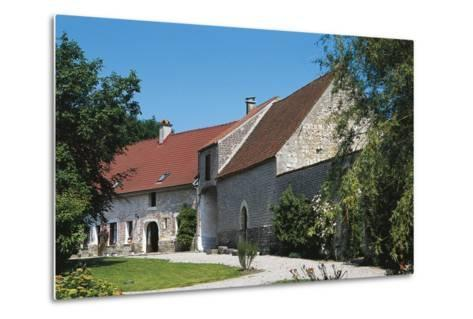 Chateau of Fiennes, Picardy, France--Metal Print