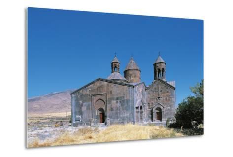 Saghmosavank Monastic Complex, 12th-13th Century, Armenia--Metal Print