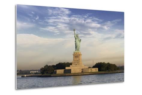The Statue of Liberty, New York, USA--Metal Print