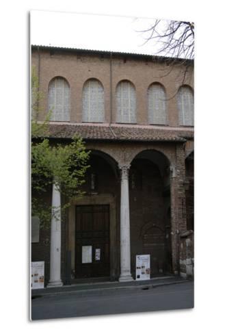Rome, Basilica of Saint Sabina, Exterior--Metal Print