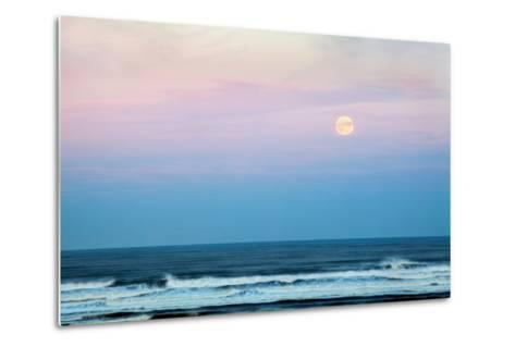 Coastal Waters-Mark Sunderland-Metal Print