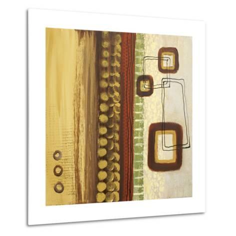 Abstract Expression I-Irena Orlov-Metal Print
