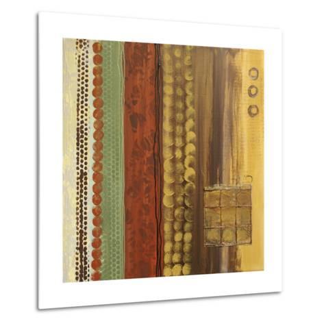 Abstract Expression III-Irena Orlov-Metal Print