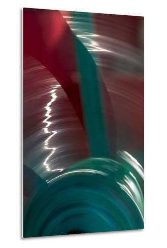 Propeller Colors-Art Wolfe-Metal Print