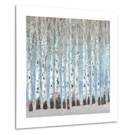 Into the Forest II--Metal Print