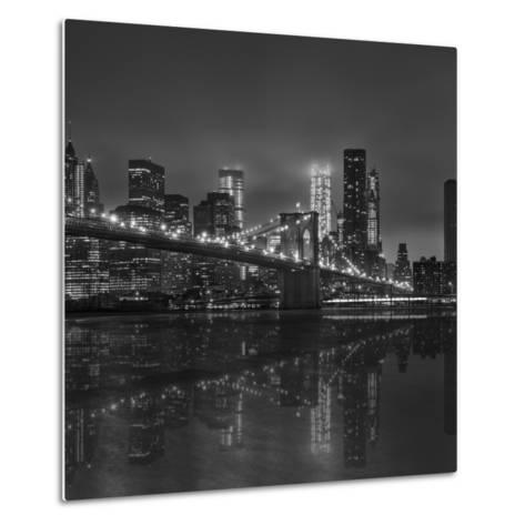 Brooklyn-Marco Carmassi-Metal Print
