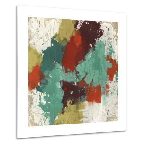 Kaleidoscope Signals I-June Erica Vess-Metal Print