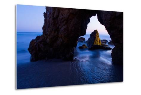 Rock Formations at El Matador State Beach-Ben Horton-Metal Print