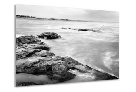 Sea and Rocks-Mark Sunderland-Metal Print