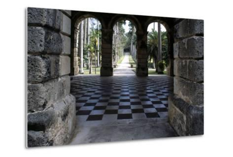 Codrington College, Barbados--Metal Print