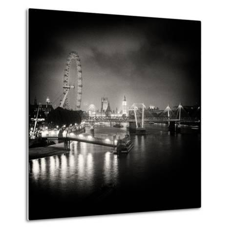 Buildings in London-Craig Roberts-Metal Print