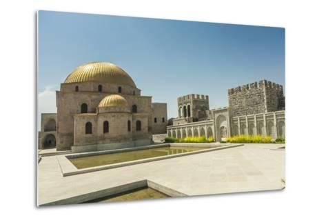 Ahmed Mosque and Castle in the Rabat Fortress-Richard Nowitz-Metal Print