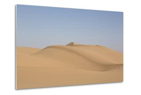 Sand Dunes in Southern California-Carol Highsmith-Metal Print