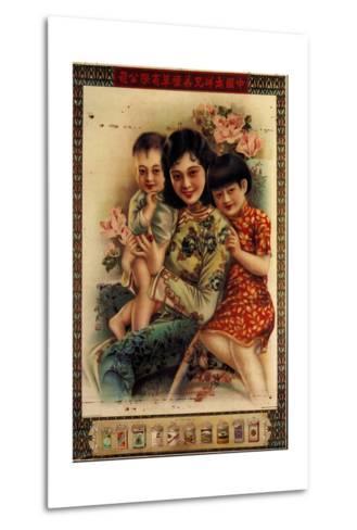 Nanyang Brothers Tobacco Company--Metal Print