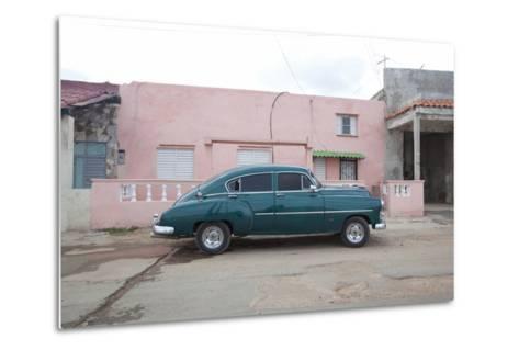 Vintage Car-Carol Highsmith-Metal Print