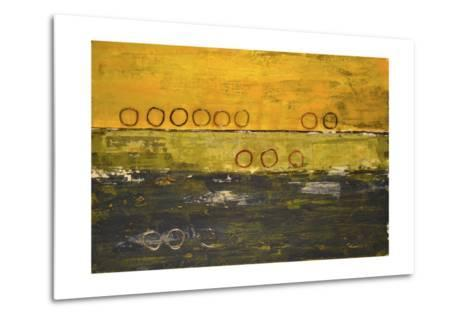 Aquarium II-Natalie Avondet-Metal Print