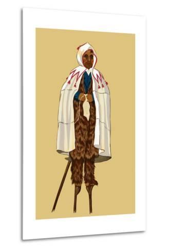 Stiled Citizen of Guyenne-Elizabeth Whitney Moffat-Metal Print