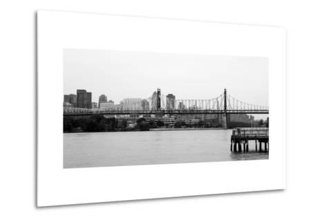 NY Scenes VI-Jeff Pica-Metal Print